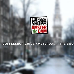 Coffeeshop Guide Amsterdam :: Publication and App :: Amsterdam, The Netherlands