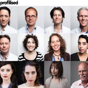 profilized :: website :: Amsterdam, The Netherlands