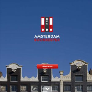 Amsterdam Bookkeeper :: website :: Amsterdam, The Netherlands