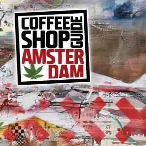 Coffesshop Guide Amsterdam :: book :: Amsterdam, The Netherlands