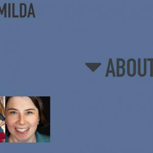 storyteller milda :: website  :: Amsterdam, The Netherlands ::