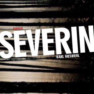 Severin. A novel :: Book design :: Vienna, Austria